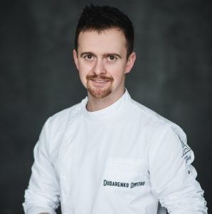 Дмитрий Дударенко - шеф-кондитер